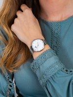 Obaku Denmark V186LXCWMC damski zegarek Slim bransoleta