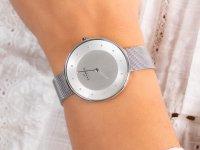 fashion/modowy Zegarek srebrny Skagen Gitte SKW2140 GITTE - duże 6