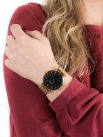 Cluse CW0101201014 damski zegarek La Boheme bransoleta
