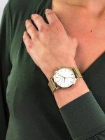 Rosefield MWG-M41 damski zegarek Mercer bransoleta