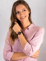 fioletowy Zegarek Pierre Ricaud Bransoleta P22061.011GQ - duże 4