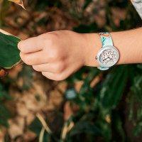 Flik Flak FBNP173 zegarek niebieski klasyczny Story Time pasek