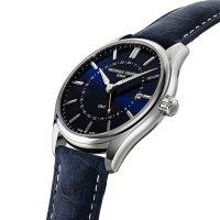 Frederique Constant FC-252NS5B6 męski zegarek Classics pasek