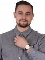 Frederique Constant FC-259ST5B6 CLASSICS GENTS QUARTZ zegarek klasyczny Classics
