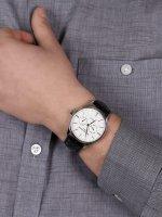 Frederique Constant FC-259ST5B6 męski zegarek Classics pasek