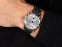 Frederique Constant FC-285LGS5B6 smartwatch srebrny klasyczny Smartwatch pasek