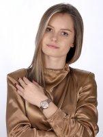 Frederique Constant FC-306LGHD3ER2B zegarek srebrny klasyczny Classics bransoleta