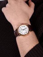 Frederique Constant FC-710MC4H4 Manufacture CLASSIC MANUFACTURE zegarek męski klasyczny szafirowe