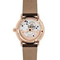 Frederique Constant FC-775V4S4 męski zegarek Manufacture pasek
