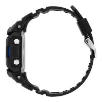 G-Shock AW-591-2AER G-SHOCK Original Blue Devil zegarek dla dzieci sportowy mineralne