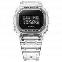G-Shock DW-5600SKE-7ER G-Shock sportowy zegarek bezbarwny