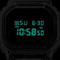 G-Shock DW-5600SKE-7ER zegarek męski sportowy G-Shock pasek