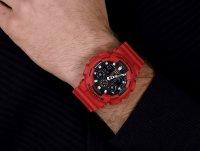 G-SHOCK GA-100B-4AER G-SHOCK Original zegarek męski sportowy mineralne