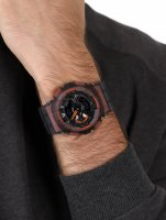 G-Shock GA-110LS-1AER zegarek czarny sportowy G-SHOCK Original pasek