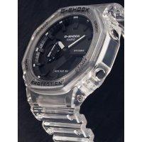 G-Shock GA-2100SKE-7AER męski zegarek G-Shock pasek