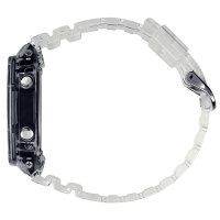 G-Shock GA-2100SKE-7AER zegarek bezbarwny sportowy G-Shock pasek