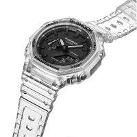 G-Shock GA-2100SKE-7AER zegarek męski sportowy G-Shock pasek