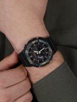G-SHOCK GA-2100SU-1AER zegarek męski sportowy G-Shock pasek