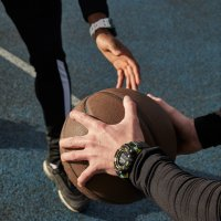 G-Shock GBD-100SM-1ER G-SHOCK Original sportowy zegarek czarny