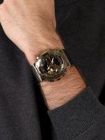 G-Shock GM-110G-1A9ER zegarek złoty sportowy G-SHOCK Original pasek