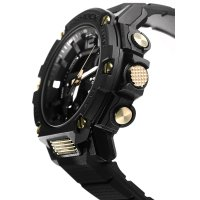G-Shock GST-B300B-1AER męski zegarek G-SHOCK G-STEEL bransoleta
