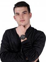 G-SHOCK GST-B300B-1AER zegarek czarny sportowy G-SHOCK G-STEEL pasek