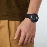 G-Shock GST-B300B-1AER zegarek sportowy G-SHOCK G-STEEL