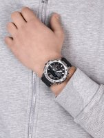 G-Shock GST-B300S-1AER męski zegarek G-SHOCK G-STEEL pasek