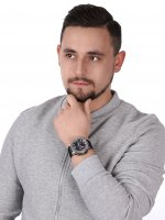 G-Shock GST-B300S-1AER zegarek sportowy G-SHOCK G-STEEL