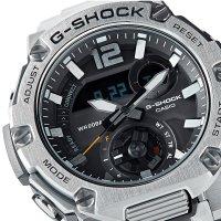 G-Shock GST-B300SD-1AER G-SHOCK G-STEEL sportowy zegarek srebrny