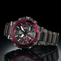 G-Shock MTG-B2000BD-1A4ER zegarek męski sportowy G-SHOCK Exclusive bransoleta