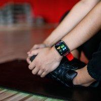 Garett 5903246282573 Damskie sportowy zegarek srebrny
