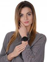 Garett 5903246288872 Smartwatch Garett Lady Rosa czarny zegarek sportowy Damskie