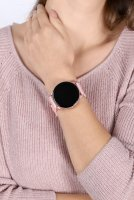Garett 5903246288896 zegarek różowy sportowy Damskie pasek