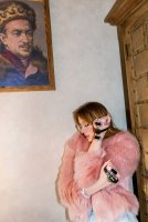 Garett 5903246287189 Damskie Smartwatch Garett Women Nicole RT różowy stalowy bransoleta