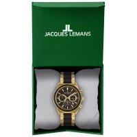 Jacques Lemans 1-2115L zegarek Retro Classic