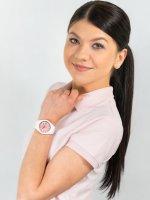 klasyczny Zegarek biały ICE Watch ICE-Pearl ICE.017126 ICE Pearl White Pink Rozm. M - duże 4