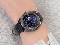 klasyczny Zegarek czarny Guess Pasek W1277L1 - duże 6