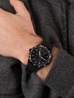 klasyczny Zegarek czarny Lorus Klasyczne R3A43AX9 - duże 5