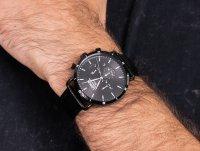klasyczny Zegarek czarny Lorus Klasyczne RT367HX9 - duże 6
