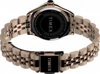 Timex TW2T86500 Waterbury Originals klasyczny zegarek różowe złoto