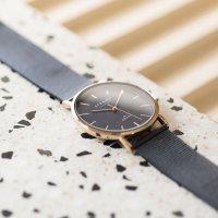 klasyczny Zegarek różowe złoto  Sunset S700LXVLML - duże 11