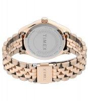 Timex TW2T87300 Waterbury Waterbury klasyczny zegarek różowe złoto