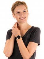 klasyczny Zegarek różowe złoto Bering Classic 12138-166 - duże 4