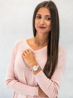 klasyczny Zegarek różowe złoto Lorus Fashion RG270PX9 - duże 4