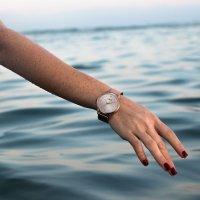 Lorus RG250PX9 Klasyczne klasyczny zegarek różowe złoto