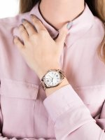 klasyczny Zegarek różowe złoto Michael Kors Whitney MK6694 WHITNEY - duże 5
