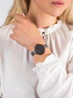 klasyczny Zegarek różowe złoto Obaku Denmark Bransoleta V227LXVJMJ - duże 5