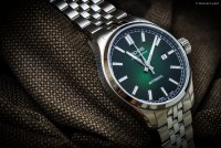 klasyczny Zegarek srebrny  Passion 3501.132.20.13.30 - duże 11