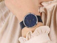 klasyczny Zegarek srebrny  Sunset S700LXCLML - duże 10